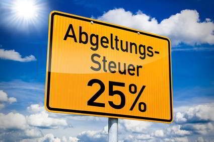 Read more about the article Abgeltungsteuern auf Kapitalerträge vermeiden