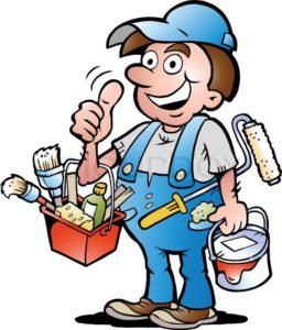 Read more about the article Handwerkerkosten können nämlich von der Steuer abgesetzt werden. Sie zählen zu den haushaltsnahen Dienstleistungen.